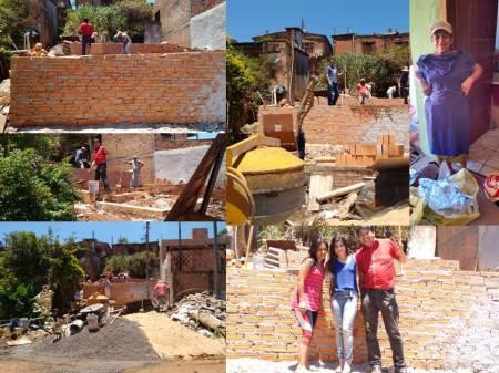 casa dona ana construção